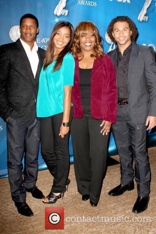 Nate Parker, Corbin Bleu and Kiki Palmer 3