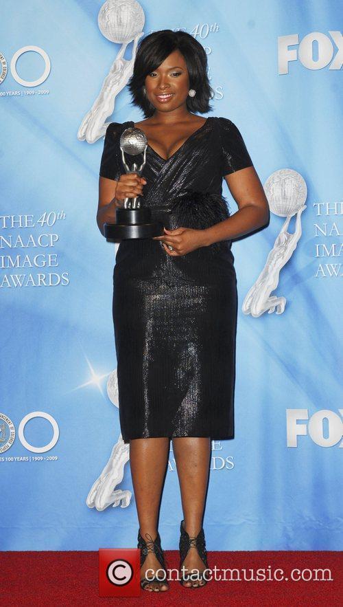 Jennifer Hudson 40th NAACP Image Awards held at...