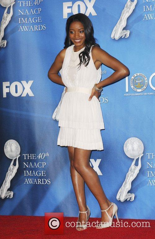 Keke Palmer 40th NAACP Image Awards held at...