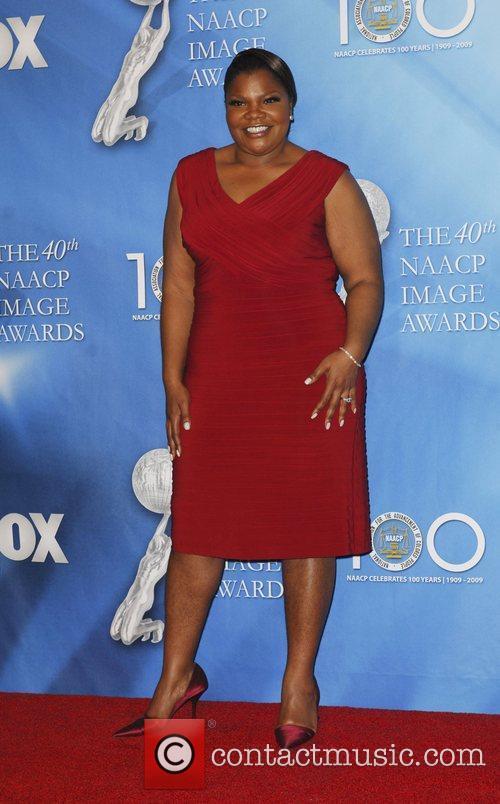 Mo Nique 40th NAACP Image Awards held at...