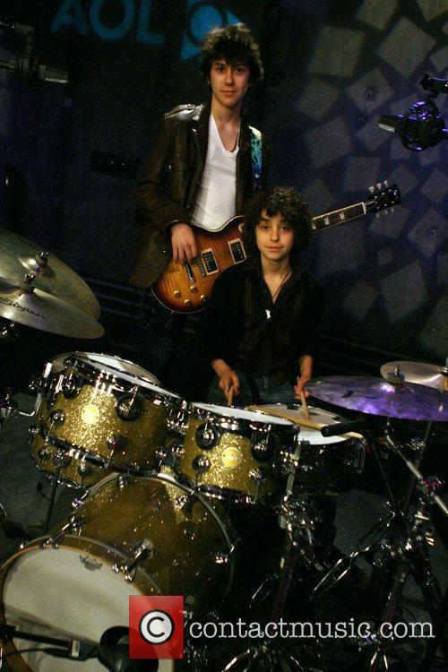 Nat Wolff, Alex Wolff The Naked Brothers Band...