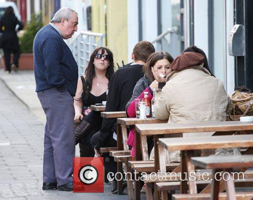 Natalie Cassidy and Cassidy 7