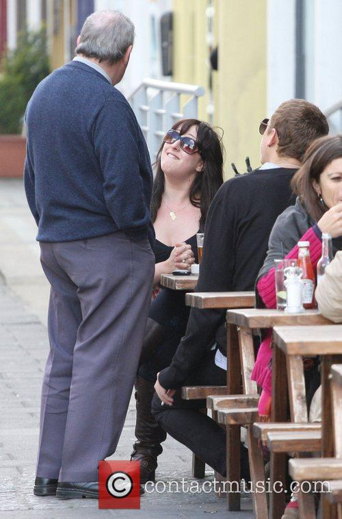 Natalie Cassidy and Cassidy 6