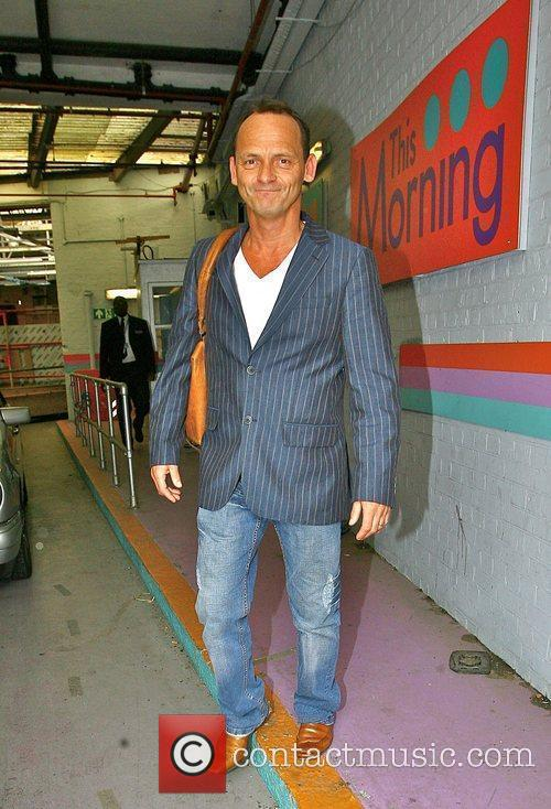 Perry Fenwick who plays Billy Mitchell in BBC...