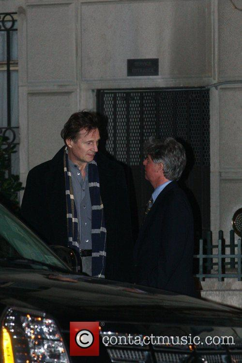 Liam Neeson and Natasha Richardson 1