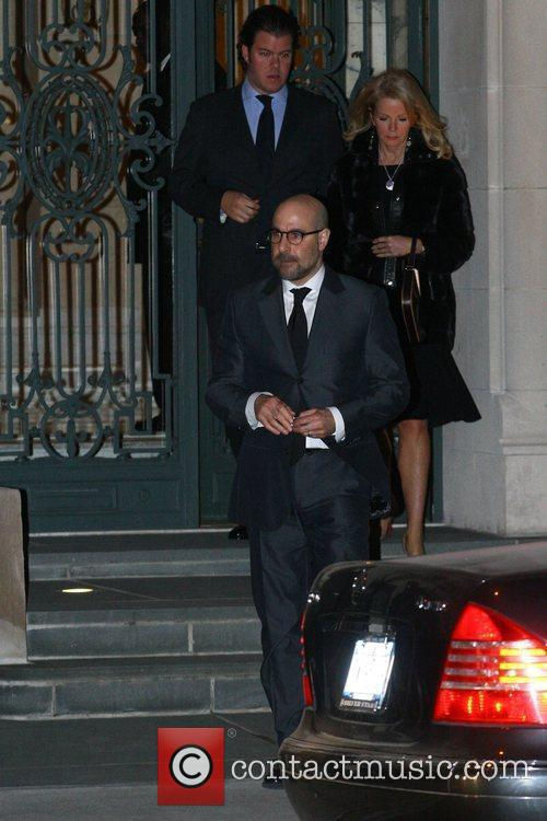 Stanley Tucci and Natasha Richardson 3