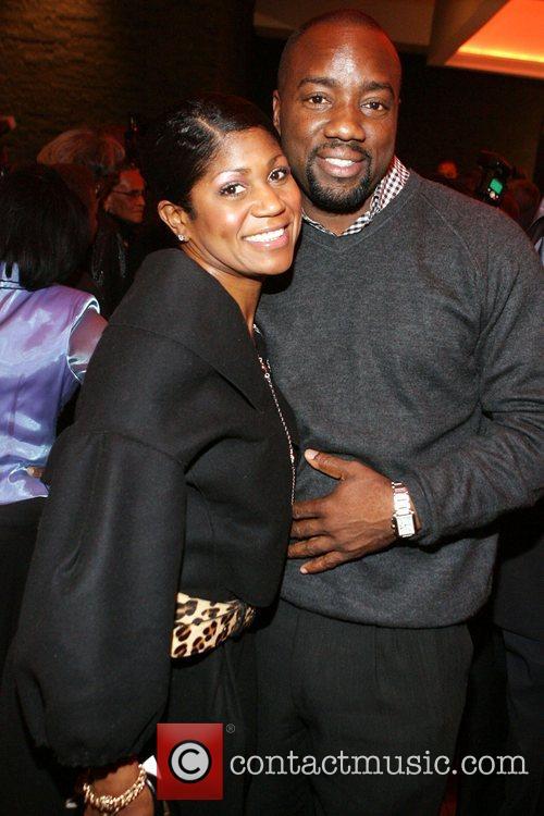 Jocelyn Taylor and Malik Yoba The National CARE...