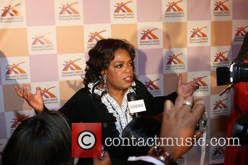 Oprah Winfrey The National CARE Mentoring Movement Gala...