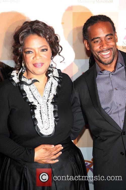 Oprah Winfrey and Jeff Johnson  The National...
