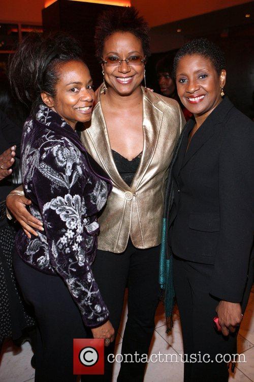 Sandra Parks, Harriett Cole, and Sandra Lucas The...