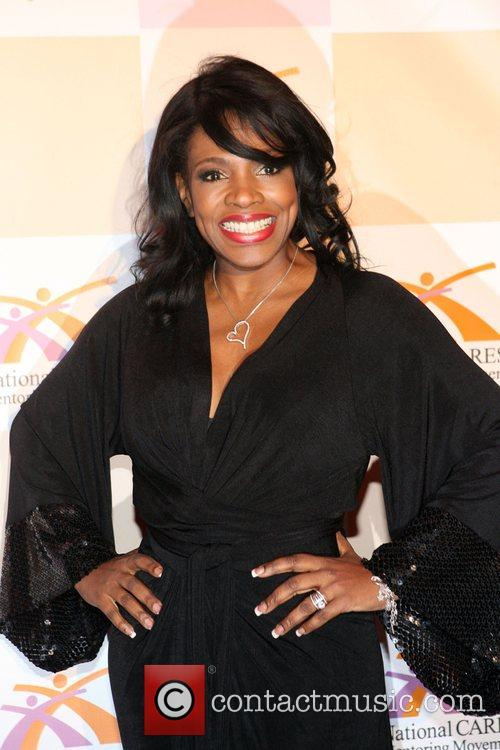 Sheryl Lee Ralph at The National CARE Mentoring...