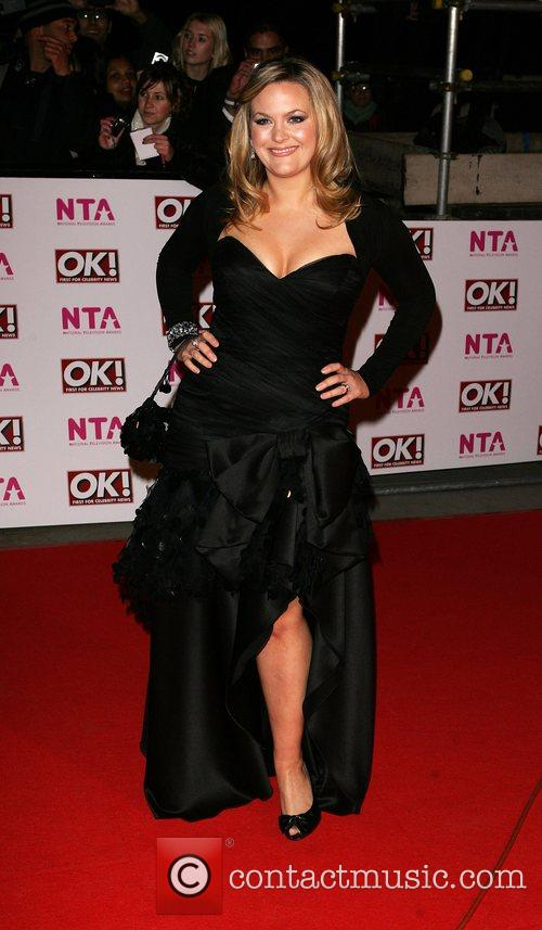 Jo Joyner National Television Awards 2008 held at...