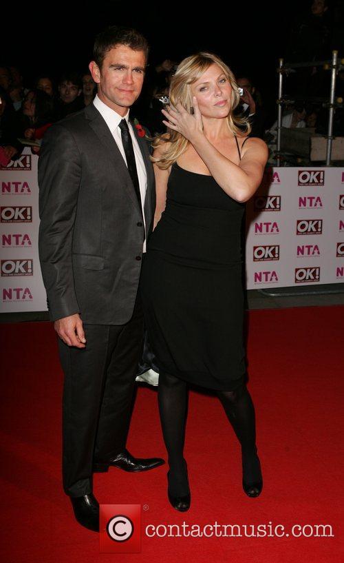 Scott Maslin and Samantha Janus National Television Awards...