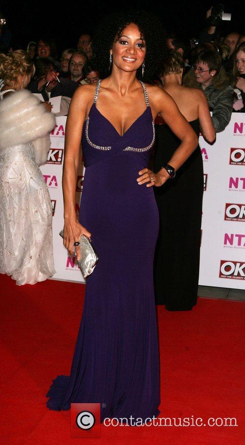 Tupele Droghu National Television Awards 2008 held at...