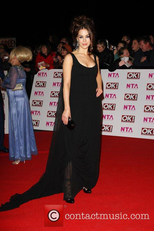 Roxanne McKee National Television Awards 2008 held at...