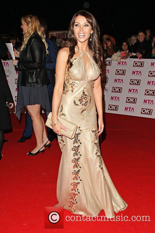 Dannii Minogue National Television Awards 2008 held at...