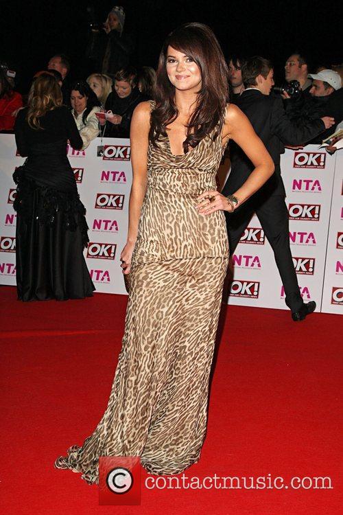 Kara Tointon  National Television Awards 2008 held...
