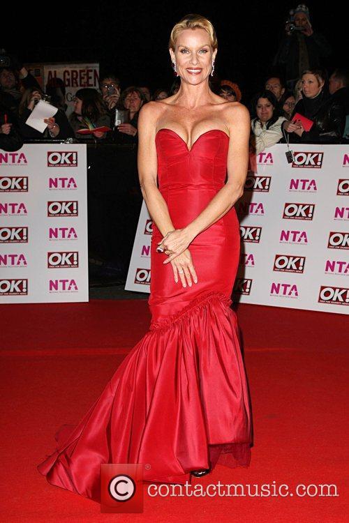 Nicollette Sheridan National Television Awards 2008 held at...