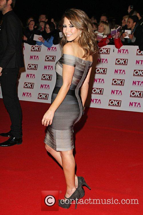 Rachel Stevens National Television Awards 2008 held at...