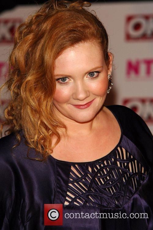 Jennie McAlpine National Television Awards 2008 held at...