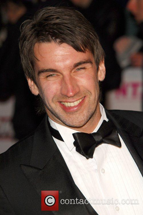 Lee McQueen National Television Awards 2008 held at...
