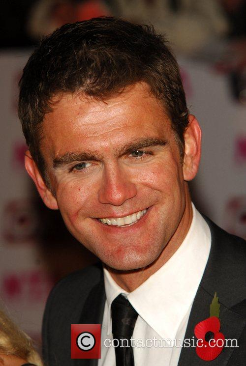 Scott Maslen National Television Awards 2008 held at...