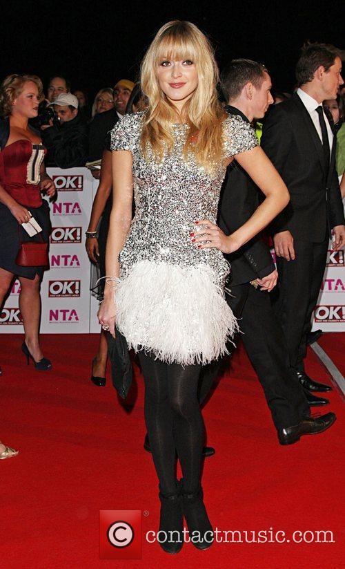 Fearne Cotton National Television Awards 2008 held at...