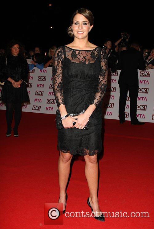 Gemma Atkinson National Television Awards 2008 held at...