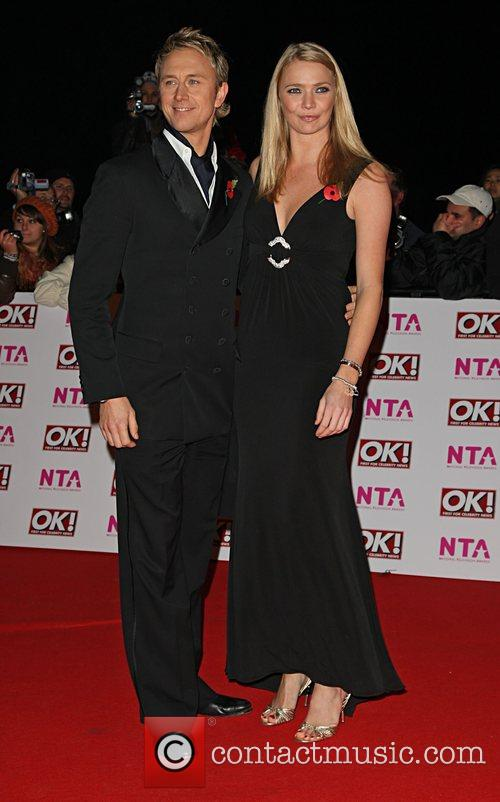 Ian Waite and Jodie Kidd  National Television...