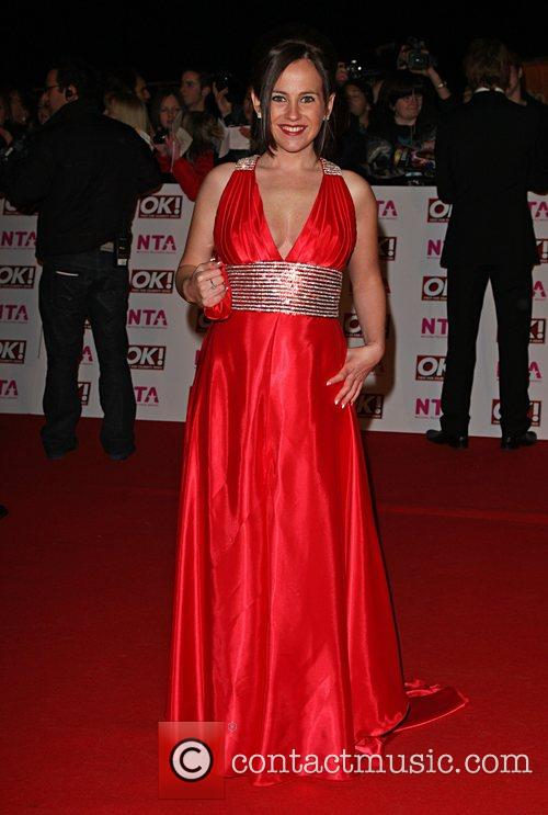 Rachel Rice  National Television Awards 2008 held...