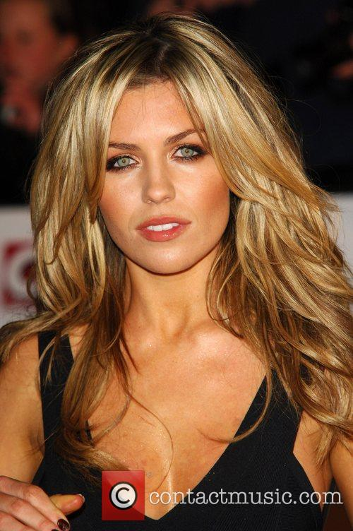 Abigail Clancy National Television Awards 2008 held at...
