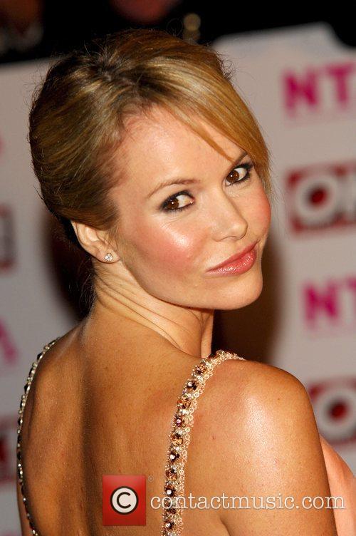 Amada Holden National Television Awards 2008 held at...