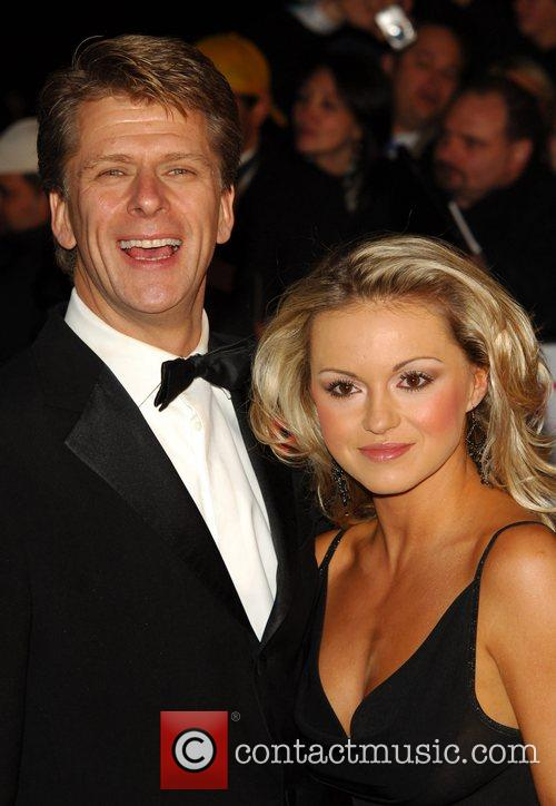 Andrew Castle and Ola Jordan  National Television...
