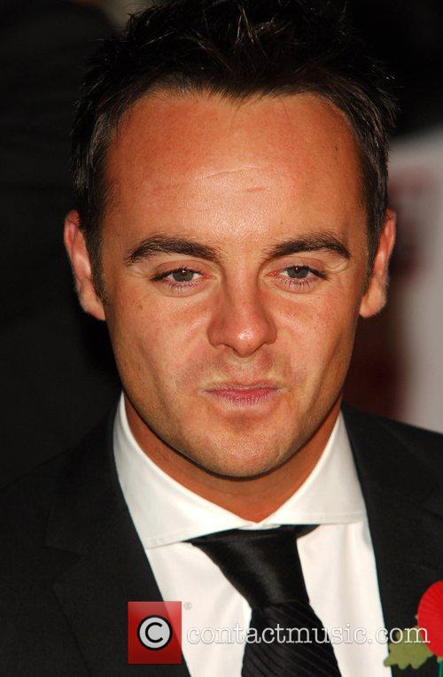 Anthony McPartlin National Television Awards 2008 held at...