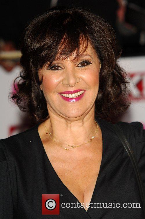 Arleene Phillips National Television Awards 2008 held at...