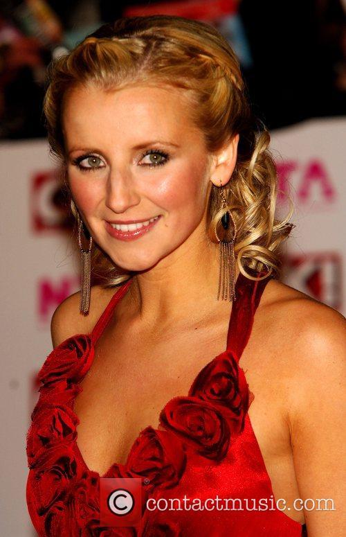 Carly Stenson National Television Awards 2008 held at...