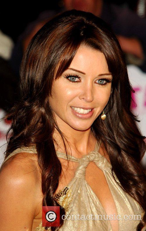 Danni Minogue National Television Awards 2008 held at...
