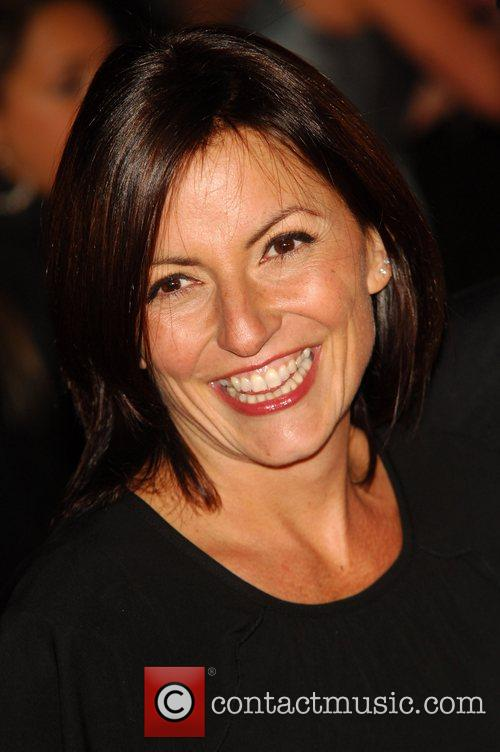 Davina McCall National Television Awards 2008 held at...