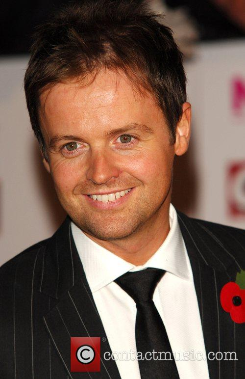 Declan Donnelly  National Television Awards 2008 held...