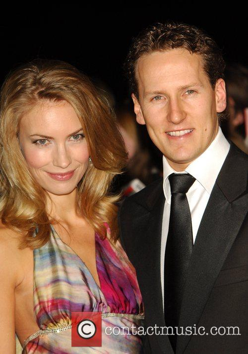 Girlfriend and Brendan Cole National Television Awards 2008...
