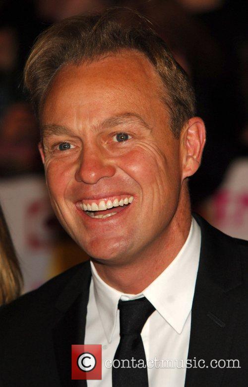 Jason Donovan National Television Awards 2008 held at...