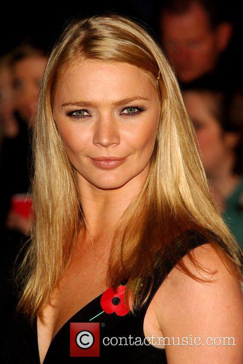 Jodie Kidd National Television Awards 2008 held at...
