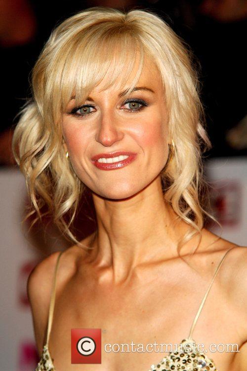 Katherine Kelly National Television Awards 2008 held at...