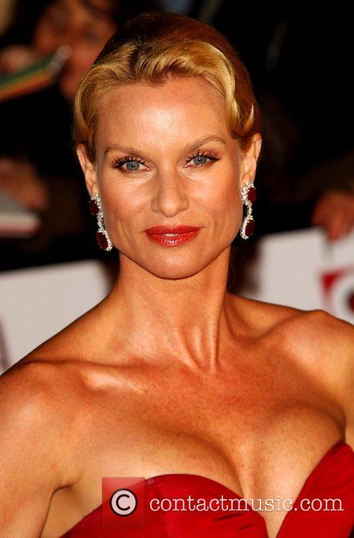 Nicolette Sheridan National Television Awards 2008 held at...