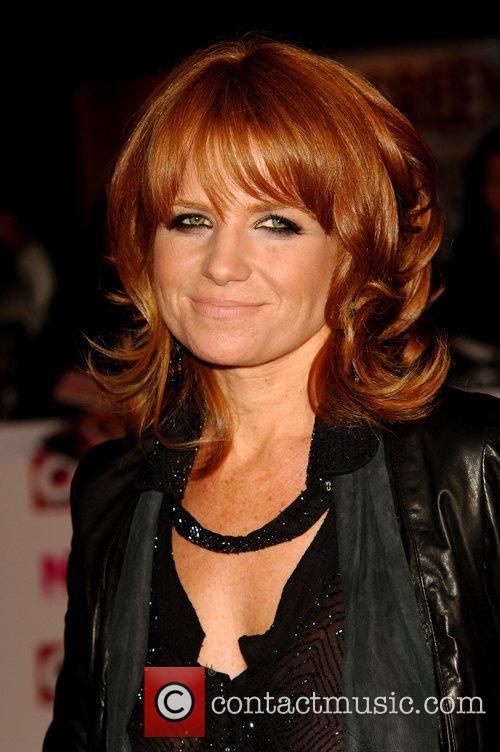 Pasty Palmer National Television Awards 2008 held at...