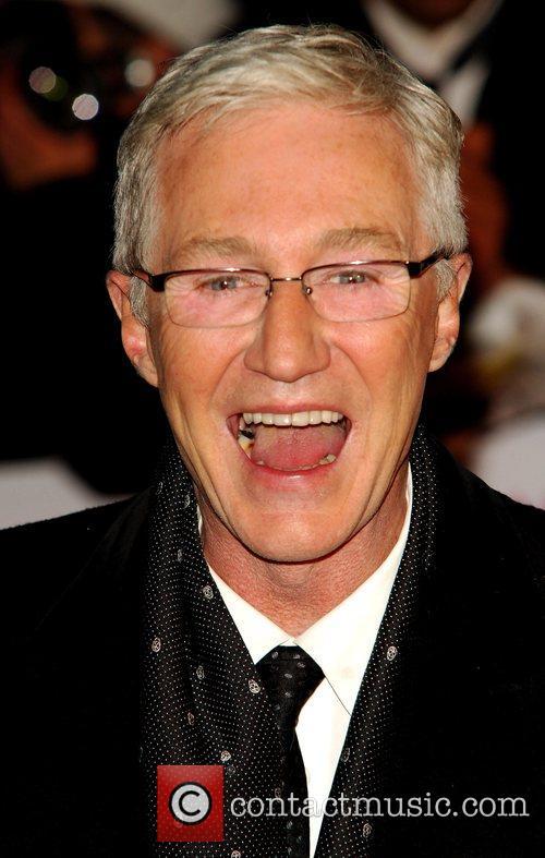 Paul O'Grady National Television Awards 2008 held at...