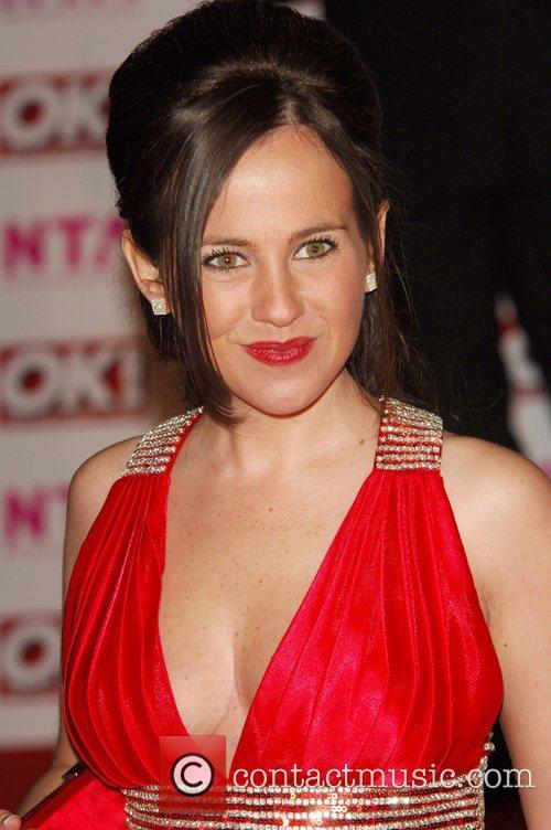 Rachael Rice National Television Awards 2008 held at...