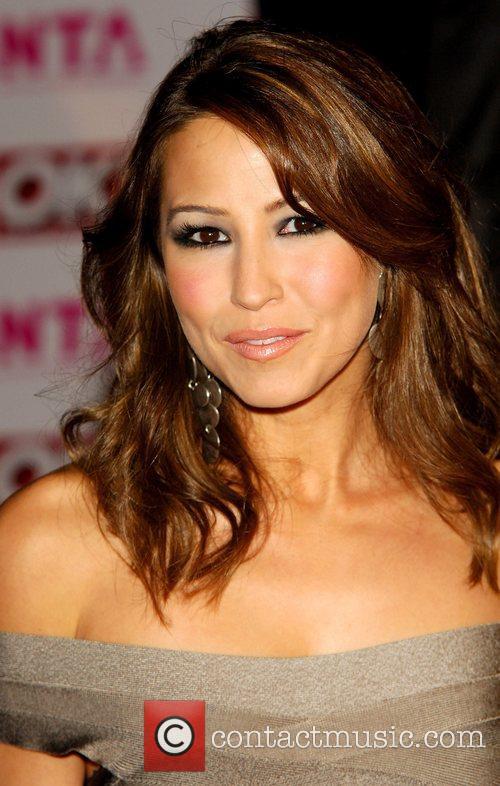 Rachael Stevens National Television Awards 2008 held at...