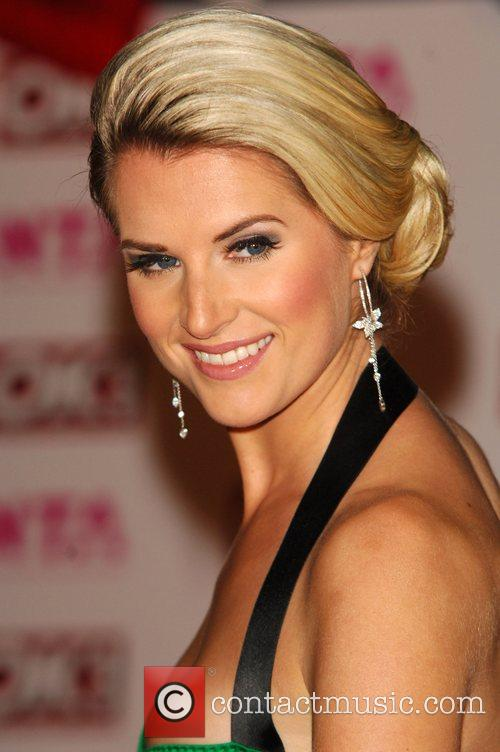 Sahra Dunn National Television Awards 2008 held at...