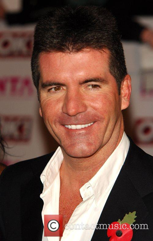 Simon Cowell National Television Awards 2008 held at...